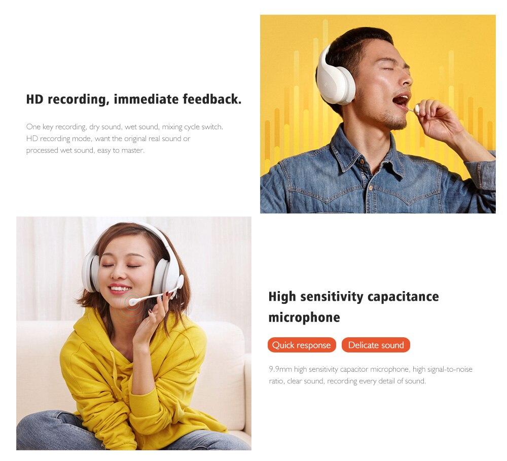 Xiaomi Bluetooth Headphone K-song Version 11