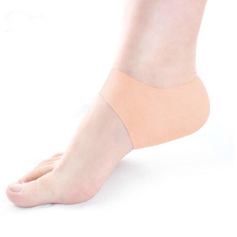 Silicone Heel Protection Relieve Heel Soft Anti-Crack Set Heel Set