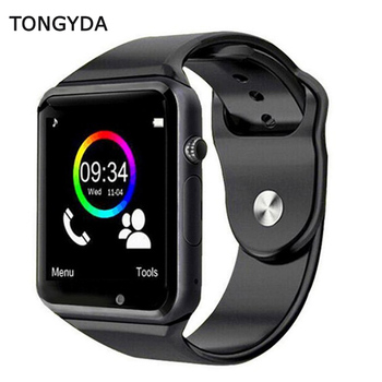 TONGYDA A1 Smart Watch With Passometer Camera SIM Card Call Smartwatch For Android Phone Better Than Y1 DZ09 GT08 цена 2017
