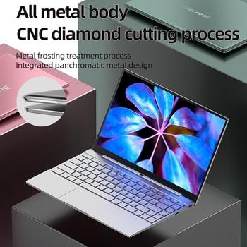 Dere V14S 14.1inch Laptop Intel Celeron N5095 DDR4 12GB RAM 512GB SSD Backlit Keyboard Windows 10 1920×1080 Computer PC Notebook 3