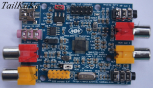 Image 2 - SIGMADSP ADAU1701 DSP 튜닝 모듈 (adau1401a와 호환)