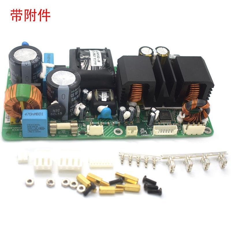 AAAE Top-Power Amplifier Board ICE125ASX2 Digital Stereo Power Amplifier Board Fever Stage Power Amplifier H3-001