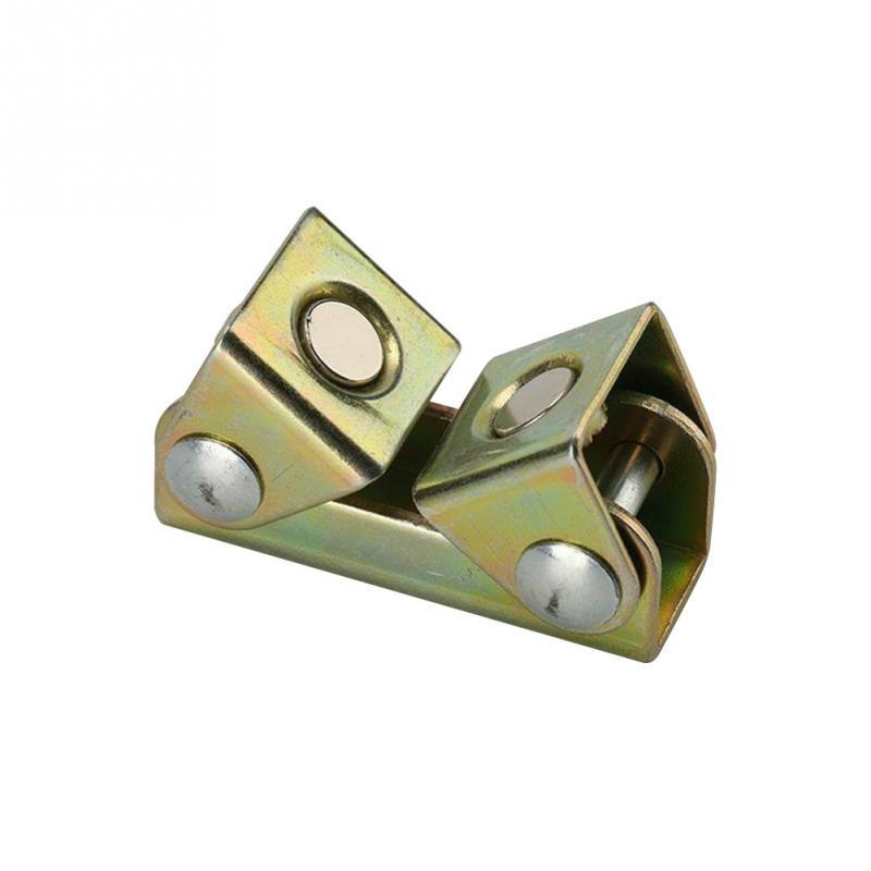 V Type Professional Holder Suspender Magnetic Clamp Stainless Steel Easy Install Welding Fixture Door Window Sturdy Adjustable