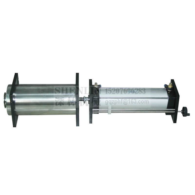 500 5000ML Pneumatic piston section for filling machine OD159*L355 main part of air driver filler bottle filling machine spare Pneumatic Tools     - title=