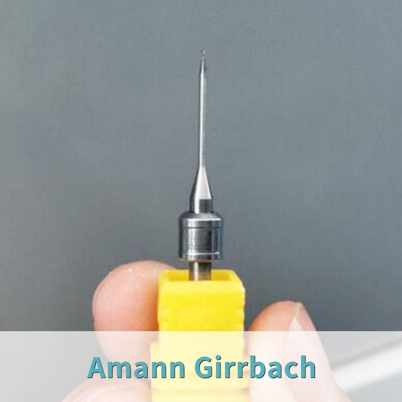 Amann Girrbach Freze Burs 0.6mm/1.0mm/2.5mm Amann Ht Zirkonya.