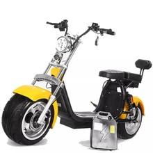 ML-SC11 Plus-motocicleta eléctrica con Motor EEC para adulto, batería de 1500W, 60V, scooter eléctrico con neumáticos de 8 pulgadas