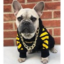 Толстовки одежда для маленьких собак кошек Йорков свитшот костюм