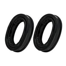 Gel Ear Pads Silicone Replacement Cushion for Peltor Comtac Headsets