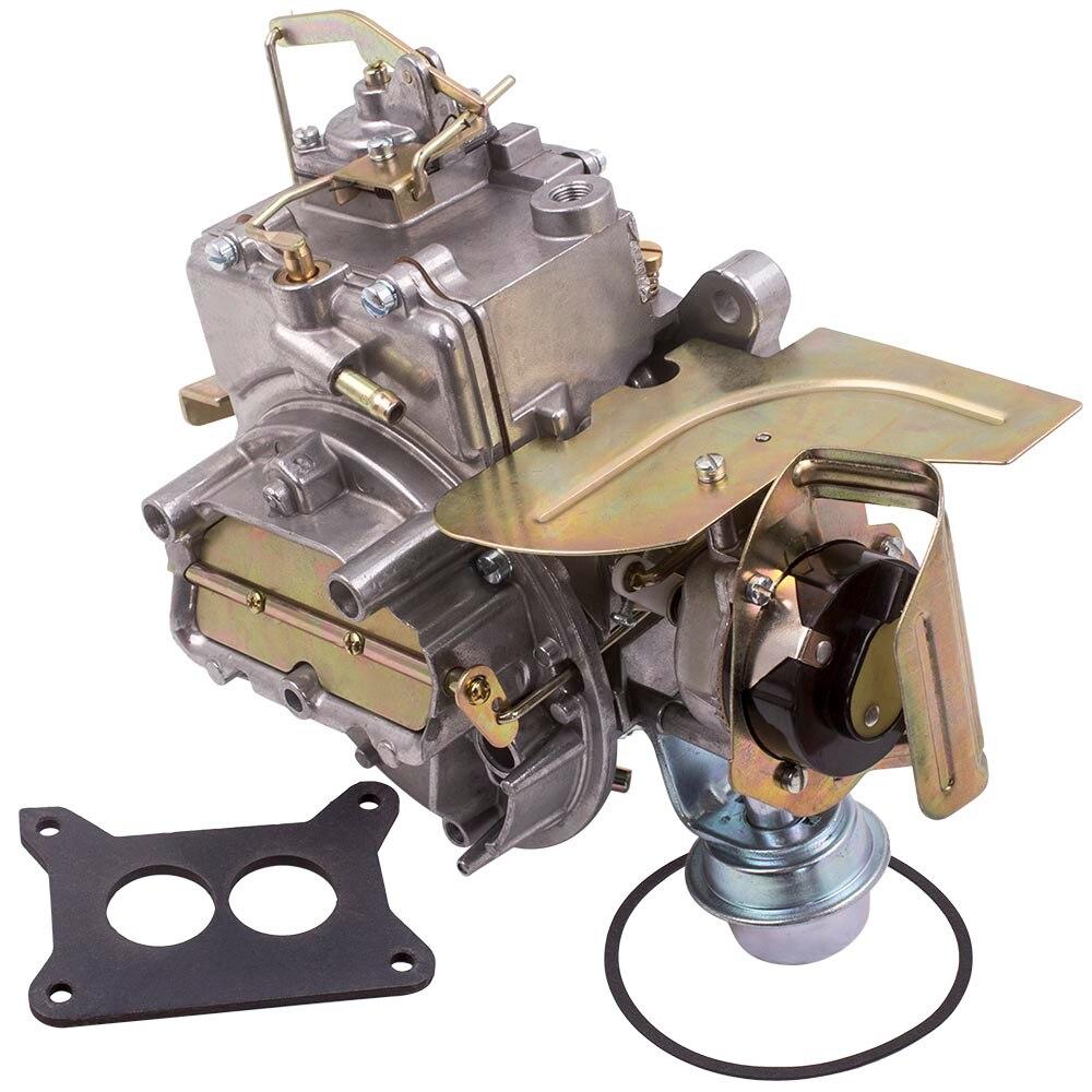 2-Barrel Carburetor Carb 2100 A800 Fit Ford 289 302 351 Cu Jeep Wagoneer 360