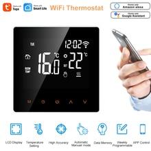 EU WiFi Thermostat Temperature Controller,Tuya Smart Life,Water/Electric floor Heating Water/Gas Boiler,LCD Display,Alexa Google