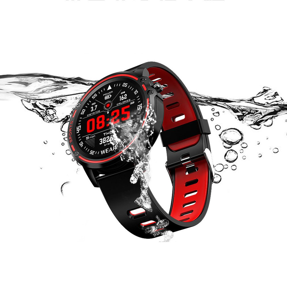 Waterproof Multi-sports Smart Watch Health Management Waterproof Multi-function With Ecg Heart Rate Monitor