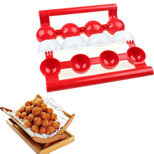 New Style Meatball Maker Homemade Stuffed Fish Ball Burger Mold The Goods For Kitchen Products Supplies