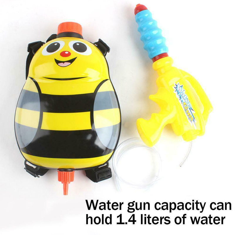 Back Pack Tank Soaker Water Outdoor Blasters Squirter Kids Toy Beach Water Toys AN88
