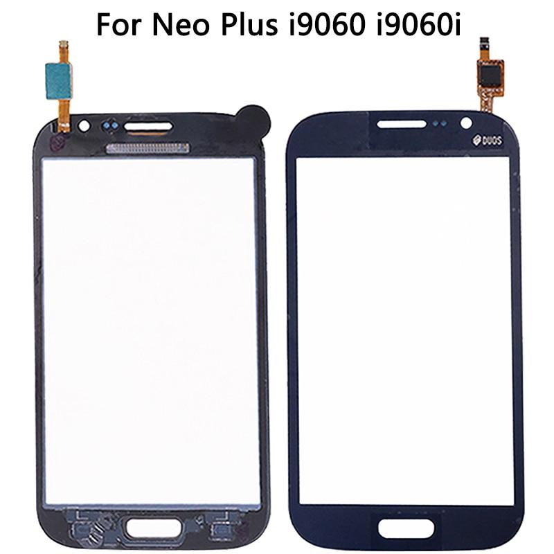 For Samsung Galaxy Grand GT I9082 I9080 Neo I9060 I9062 I9063 Plus I9060i Touch Screen Sensor Outer Glass Digitizer Panel