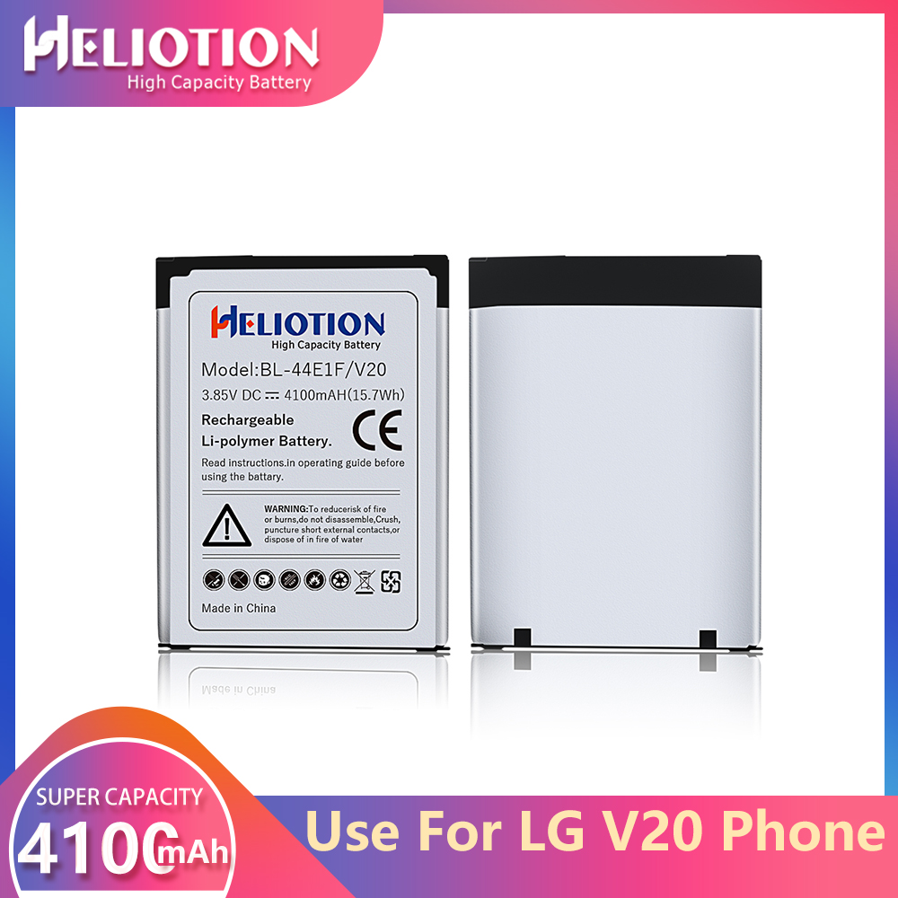 LG V20 Replacement Battery High Capacity Extended Battery For LG Phone BL-44E1F H910 H918 V995 LS997 4100mAh