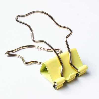 Dolphin Long Tail Clip Shaped Long Tail Clip Creative Long Tail Clip Office Clip Hand Clip Dovetail Clip