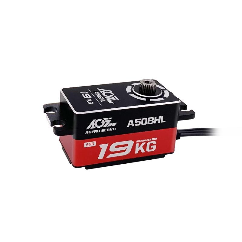 AGF A50BHL Programmable 19KG RC High Torque Motor Cheap High Precision Servo Motor