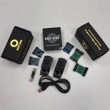 Easyjtag UFS 95 소켓 어댑터가있는 2020 오리지널 Z3x   easy Jtag plus box Easy jtag UFS 153 소켓 어댑터