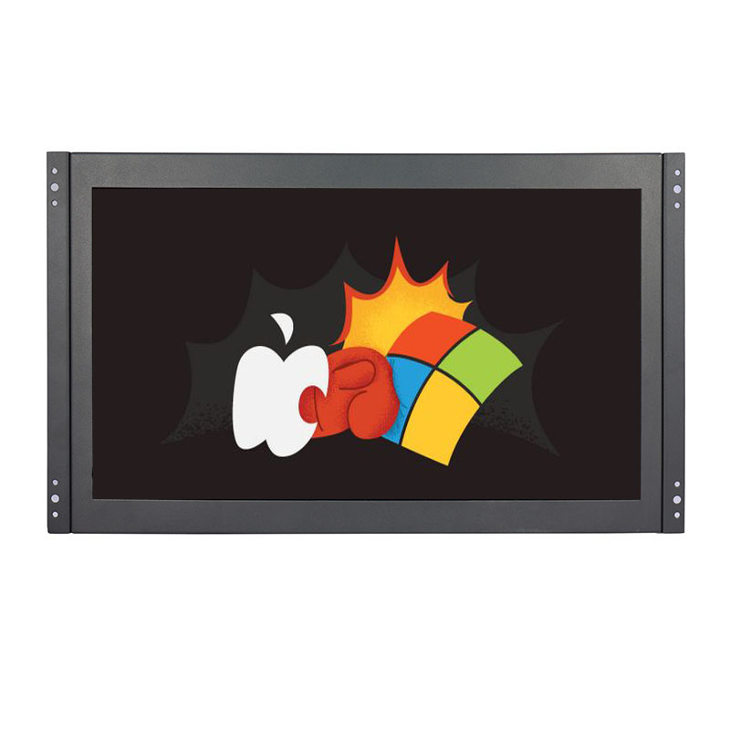 Industrielle Kiosk lcd <font><b>monitor</b></font> <font><b>22</b></font> zoll Open frame <font><b>monitor</b></font> Hohe helligkeit 1000 nits Außen image