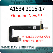 821-00482-A 821-00828-A Laptop A1534 DC Jack I/O USB-C Power Board with Cable 2016 2017