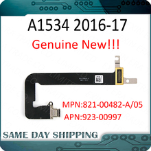 Neue 2016 2017 Laptop A1534 I/O USB-C Power DC Jack Board mit Kabel 821-00482-05/A für MacBook Retina 12 \