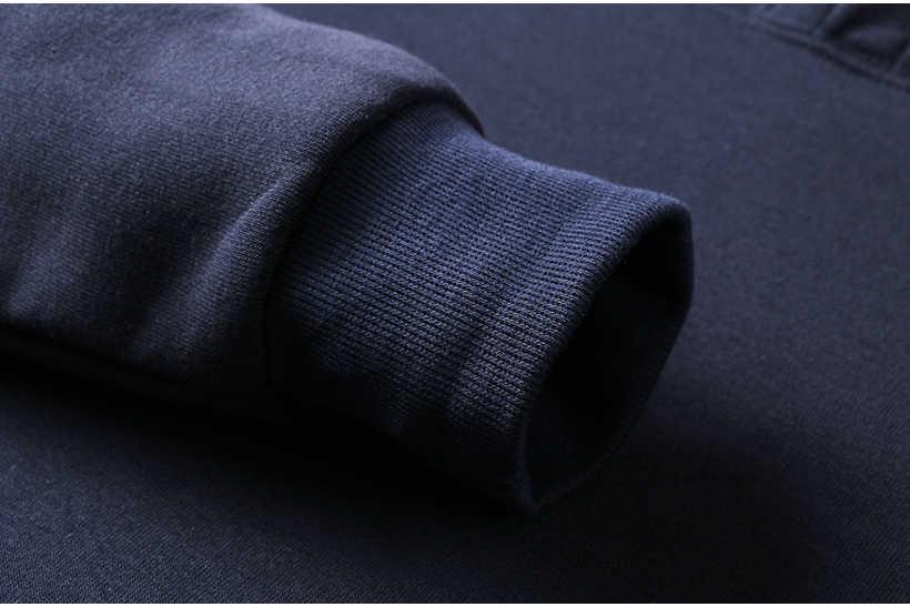 New Navy Blue Dark สีเทา ORANGE HOODIE Hip Hop Street สวมเสื้อสเก็ตบอร์ดผู้ชาย/ผู้หญิง Hoodies เสื้อสวมหัวชาย Hoodie