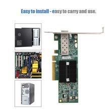 MNPA19-XTR 10GB MELLANOX CONNECTX-2 PCIE X8 10gbps SFP сетевая карта с кабелем Новинка