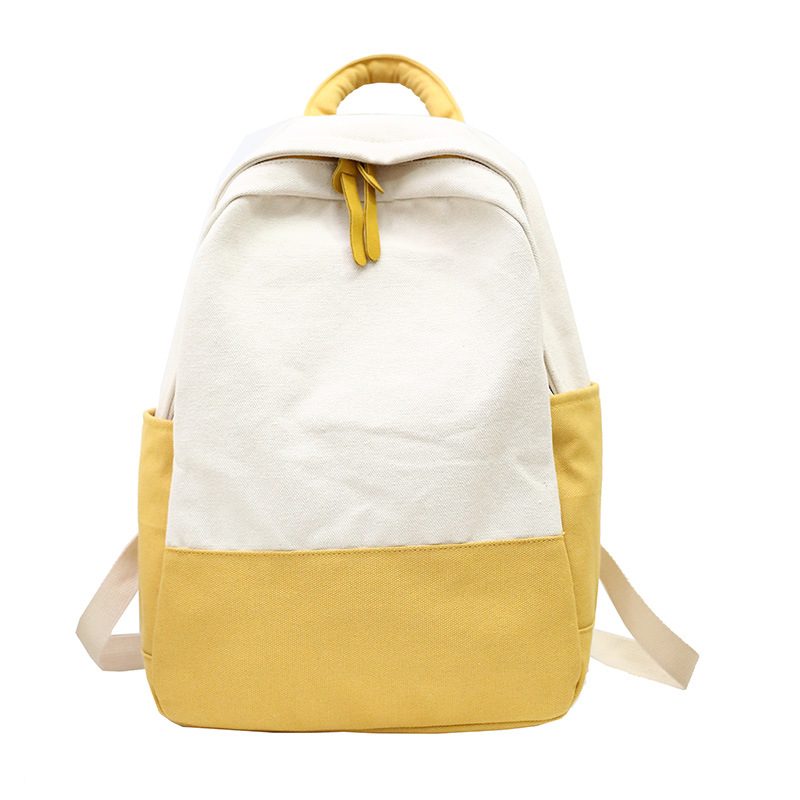 backpack women canvas backpacks bags casual rucksacks girls waterproof travel school fashion