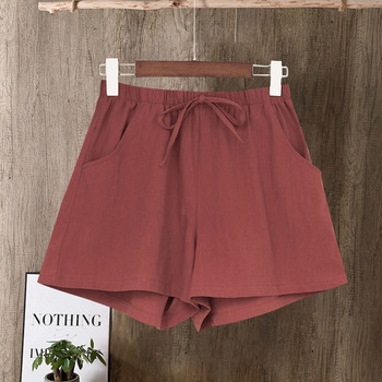 shorts red