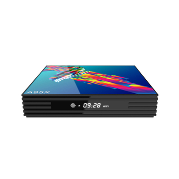 A95X R3 TV Box RK3318 4GB + 64GB Android 9.0 Smart Network Player HD Set-Top Box(EU Plug)