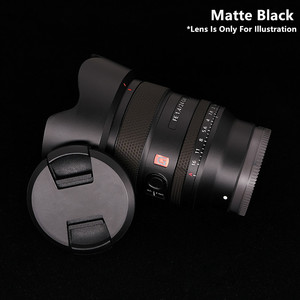 Image 4 - Decal Skin Wrap Cover Protector For Camera Skin Sony FE 24 1.4GM Anti scratch