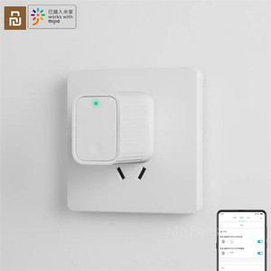 Image 1 - Nieuwste Youpin Smart Cleargrass Bluetooth/Wifi Gateway Hub Werk Voor Mijia Bluetooth Sub Apparaat Smart Home