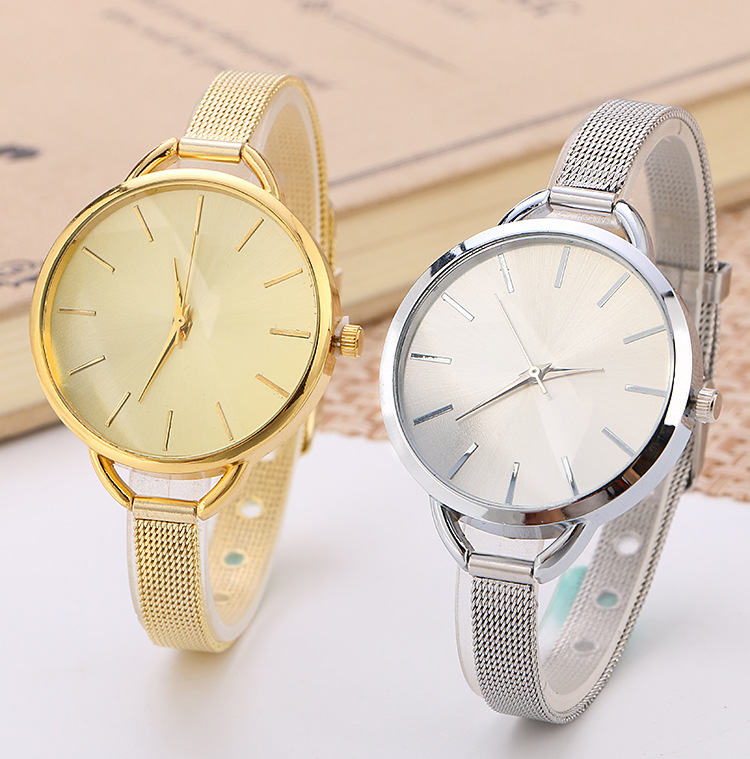 Dropshipping 2019 Hot Luxury Brand Watch Women Fashion Gold Watches Quartz Ladies Watch Hour Clocks Montre Femme Relojes Mujer