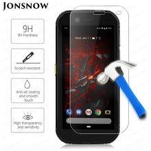 JONSNOW закаленное стекло для Cat S42 5,5