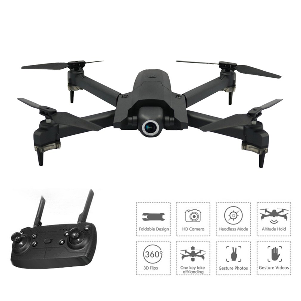 RC Drone 4K Quadrocopter Drone Long Flight Time RC Helicopter Selfie Camera HD <font><b>GW106</b></font> 720P/4K Camera image
