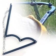 Сверхмощное ограждение натяжение наружная фиксация домашний сад портативный проволочный забор инструмент для ремонта металлической цепи ручной работы фермы