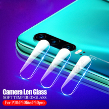 3PCS P30 Pro P40 lite Tempered Glass for Huawei P30 lite Camera Lens Protective Screen
