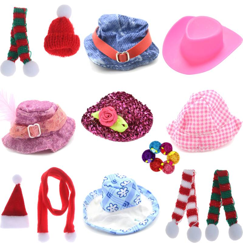 Gifts Treat Girls Hat and Neckerchief