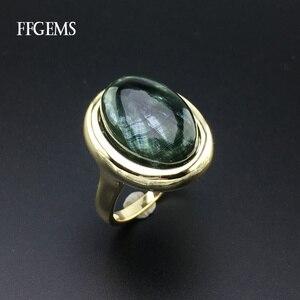 FFGems Natural Green Charoite