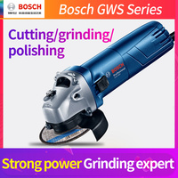 Bosch GWS Series Angle Grinder Metal Cutting Polishing Machine Upgrade New Metal Polishing Machine