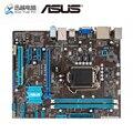 Asus P8B75-M LX настольная материнская плата B75 розетка LGA 1155 для i3 i5 i7 DDR3 16G SATA3 USB3.0 DVI uATX оригинальная б/у материнская плата