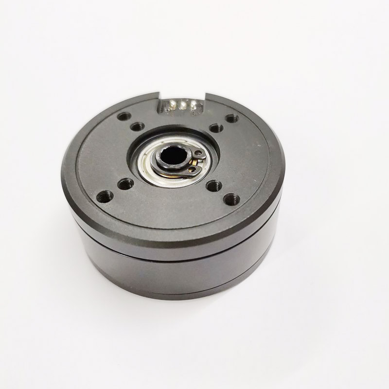 1PC Brushless Gimbal Motor GM4821H KV65 3 Phase Outer Rotor No Sensor Large Torque DC Motors Dustproof Hollow Shaft fr RC Drone