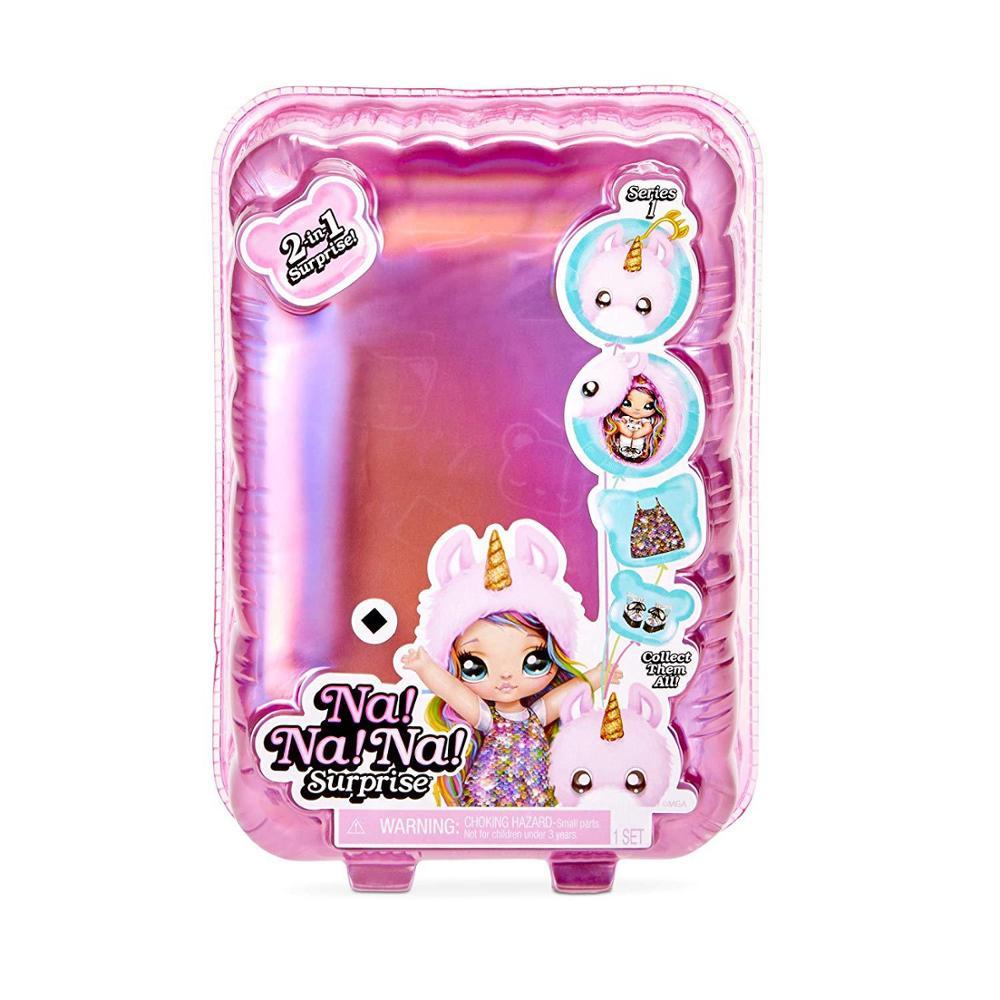 1 szt. NA NA NA! Niespodzianka moda lalka nanana lols lalki zabawki specjalne urodziny prezent dla dziewczynek dzieci