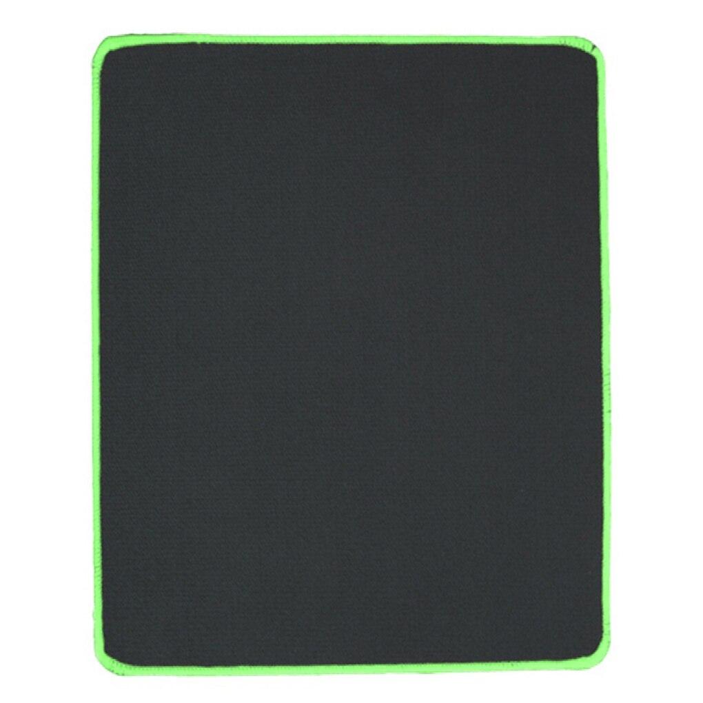 Новинка Нескользящая износостойкая компьютерная записная книжка мягкая кромка коврик для мыши офисный резиновый тканевый коврик|Коврики для мышей|   | АлиЭкспресс