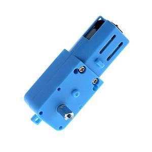 Металлический мотор-редуктор постоянного тока 3 в-6 в 1:90, цельнометаллический/полуметаллический одноосевой мотор-редуктор, умный редуктор с...