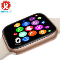 Reloj inteligente de pulsera 42 MM serie 4 Smartwatch actualizado para Apple Watch todo compatible con ios iPhone android Samsung teléfono