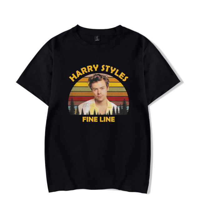 HARRY STYLES FINE LINE T-SHIRT (5 VARIAN)