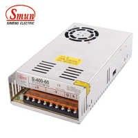 SMUN S-400-60 110V/220VAC entrée SMPS 400W 60V 6.7A sortie alimentation à découpage