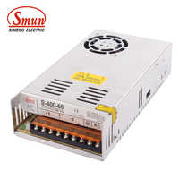 SMUN S-400-60 Switching Power Supply 400W 60V 6.7A Non-Waterproof SMPS