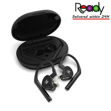 KZ E10 TWS 5.0 Bluetooth אוזניות DD + 4BA Bluetooth אלחוטי אוזניות TWS Hifi בס ספורט KZ T1 ZSX ZS10PRO c12 QC3020